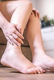 Ноги реагируют на диабет