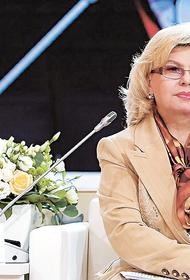 Татьяна Москалькова помогла гражданам во время пандемии COVID-19