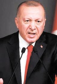 Эрдоган хочет купить «Мотор Сич»