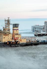 На развитие Северного морского пути может повлиять изменение климата