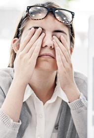 Повышение внутриглазного давления может привести к необратимой слепоте