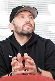 Звезда НХЛ Александр Овечкин: Я люблю футбол, у меня отец был футболистом