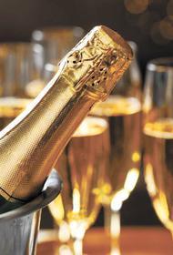 Франция перестала поставлять шампанское в Россию