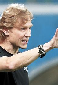 Дебюты всех тренеров сборной России по футболу, кроме Быщовца, заканчивались победой нашей команды