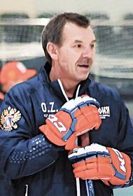 Назначение Олега Знарка главным тренером хоккейной сборной России не смогли согласовать с Кремлем