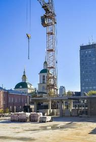 В Перми строится новый корпус гимназии №17