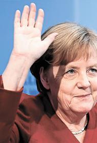 Президент Германии попросил Меркель задержаться на посту канцлера