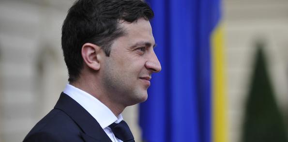 В Киеве сообщили о подготовке визита Владимира Зеленского в США
