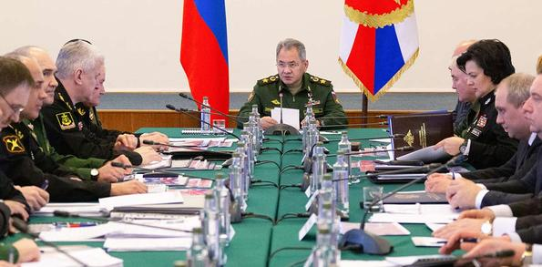 Шойгу объявил внезапную проверку боеготовности армии