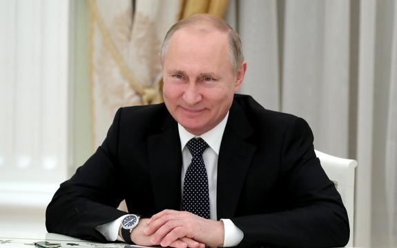 Путин стал доктором наук китайского университета Цинхуа