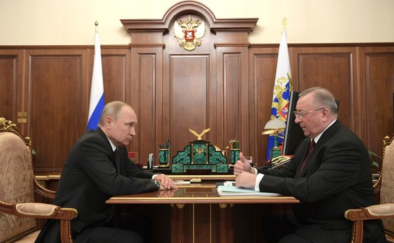 Путин заявил, что ситуация с некачественной нефтью нанесла большой экономический  ущерб стране
