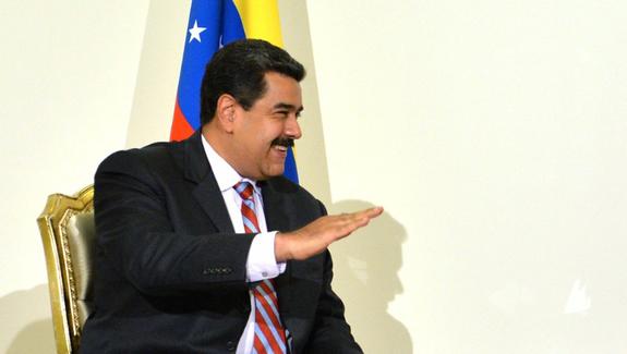 Мадуро заподозрил сумасшествие у властей США