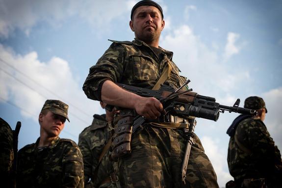 В армии ЛНР огласили потери ВСУ за год проведения военной операции в Донбассе