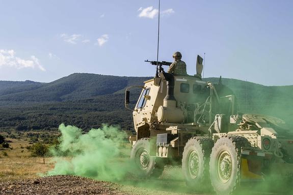 В НАТО сменили  главнокомандующего  вооруженными силами в Европе