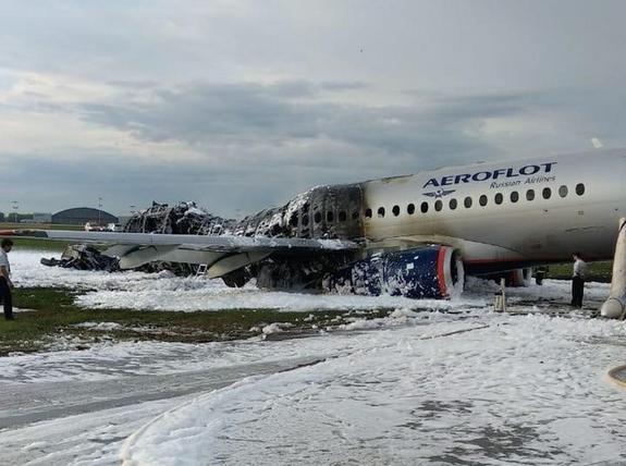 Выпускник кадетской школы погиб в аэропорту Шереметьево, спасая пассажиров самолета