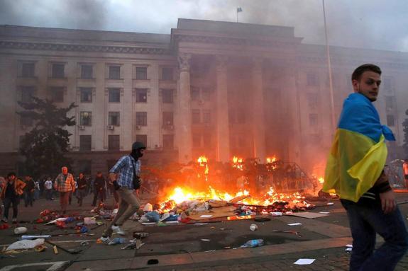 Почему трагедию в Одессе хотят побыстрее забыть?