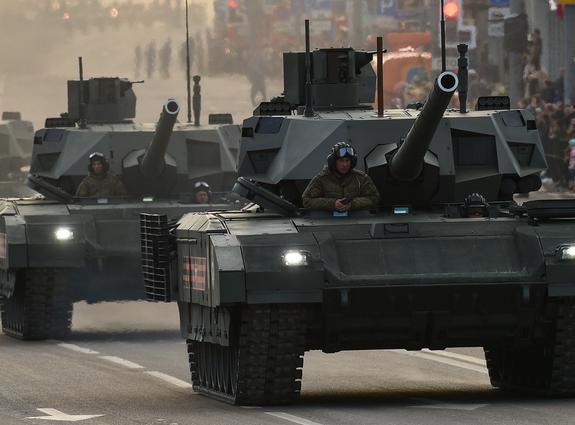 В Москве 7 мая состоится  репетиция Парада Победы, автомобилистов призывают отказаться  от поездок на машинах