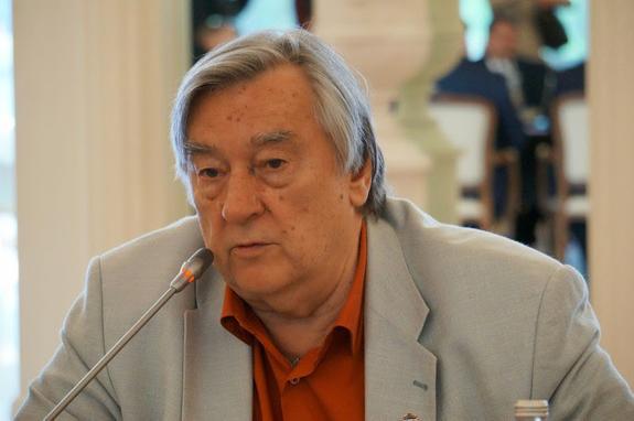 Александр Проханов: по-моему, сам Познер является тенью ада...