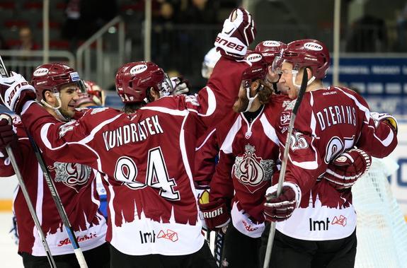 ЧМ 2019: рижское «Динамо» - бренд, без которого невозможен хоккей в Латвии