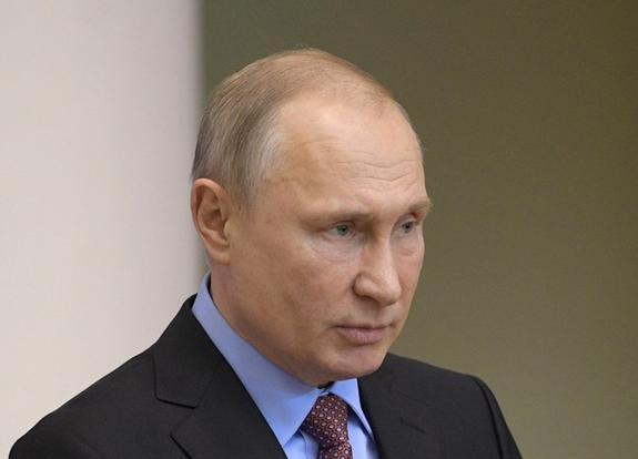 В Сочи началась встреча Владимира Путина и Майка Помпео