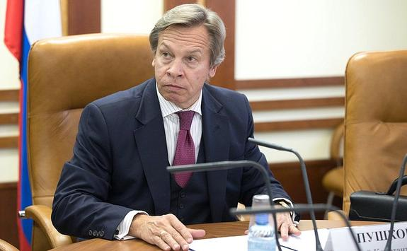 """Пушков отреагировал на высказывание Климкина об """"антироссийских санкциях и ультиматуме Европе"""""""
