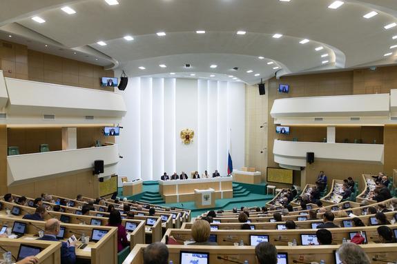 В Совфеде оценили новые санкции Украины в отношении России