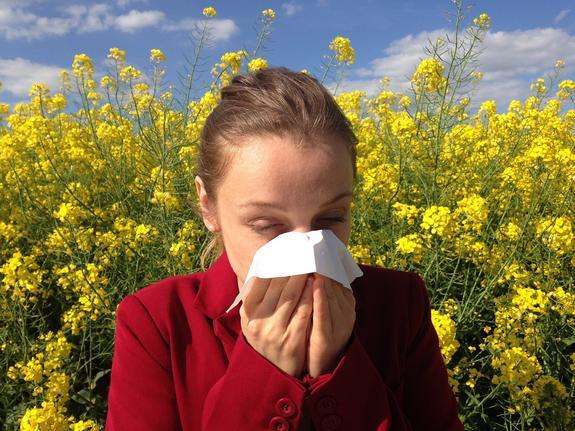 Аллергикам запретили сушить вещи на балконе