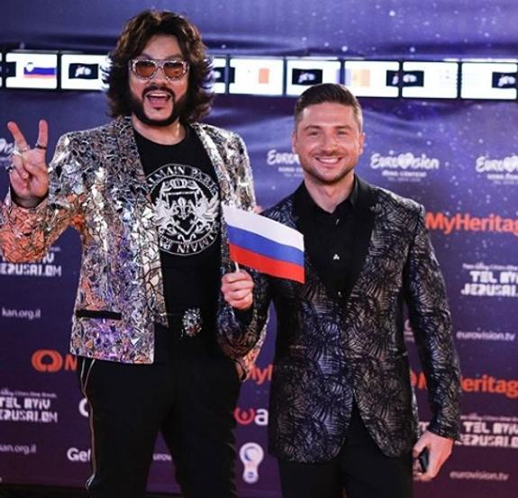 Лазарев рассказал, что перед Евровидением делал ДНК-тест
