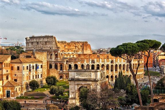 Тайная комната найдена под дворцом Нерона в Риме