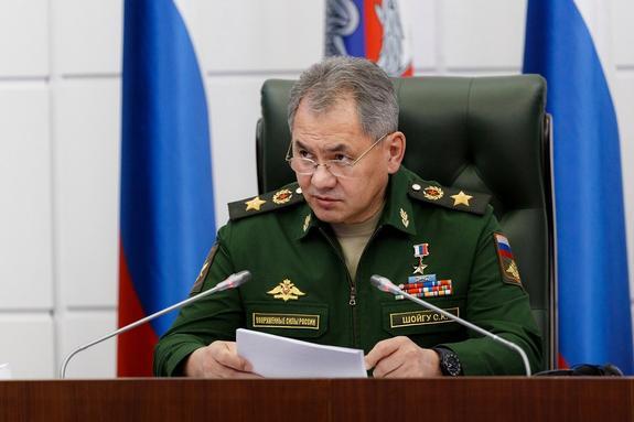 Минобороны РФ изменило правила ношения наград на военных мундирах