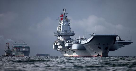 Китайская морская армада против США почти готова