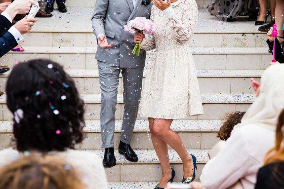 В Сети не оценили желание молодожёнов совместить свадьбу и похороны