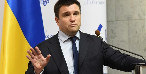 Климкин отменил визит на заседание Совета Европы из-за возможного возвращения России