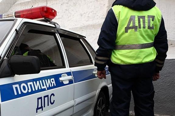 В Красноярском крае водитель сбил двух детей на переходе