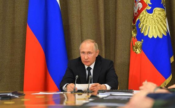 Путин поставил задачу: полностью перевооружить 3 авиаполка ВКС, прибрести 76 истребителей Су-57