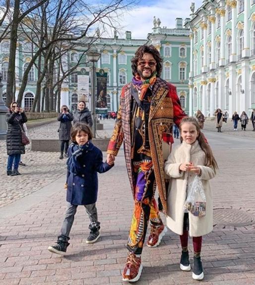 Киркоров рассказал, что его сын смело заступился за отца в школе