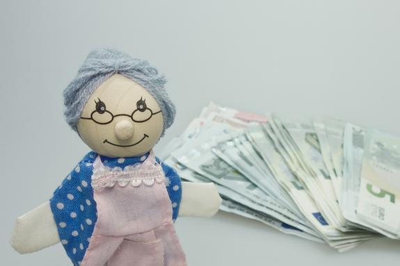 Пенсионному фонду Украины пророчат скорый дефолт