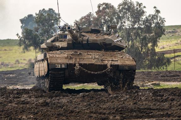 Возможный сценарий развязывания Третьей мировой из-за Израиля опубликовали в СМИ