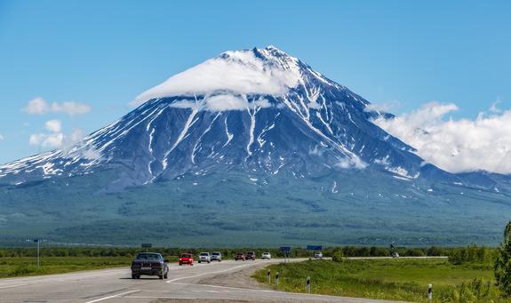Японский альпинист сорвался со склона вулкана на Камчатке и погиб