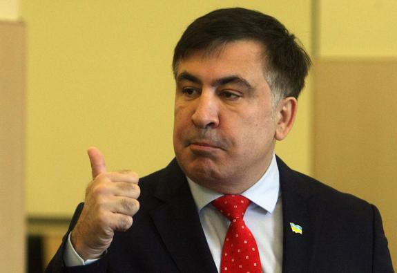 Михаил Саакашвили дал Владимиру Зеленскому совет по отношениям с Россией