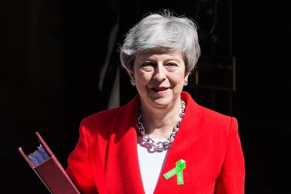 """Тереза Мэй анонсировала """"смелое предложение"""" депутатам по выходу Великобритании из ЕС"""