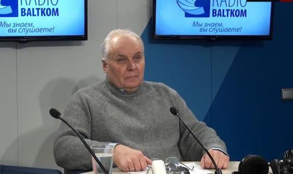"""Политолог Янис Григалис: Ушаков  """"одной шапкой двоих накрывает"""""""