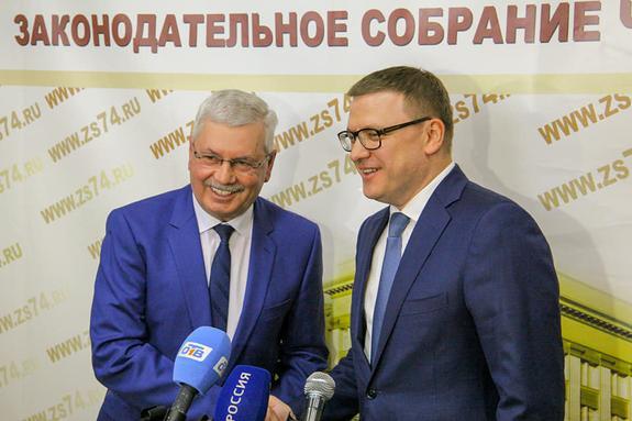 Владимир Мякуш: «Губернатор вернул давно забытый формат общения с депутатами»