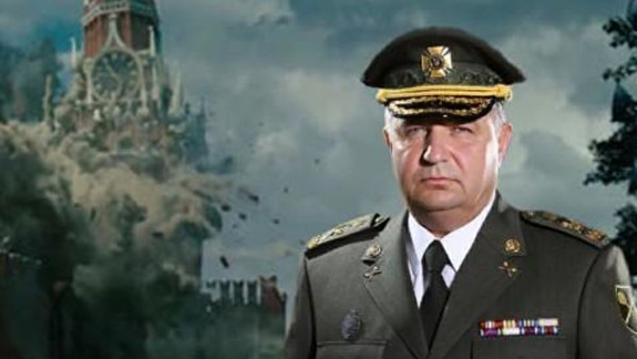 Министр обороны Украины показал фото на фоне «взорванного» Кремля и сразу удалил