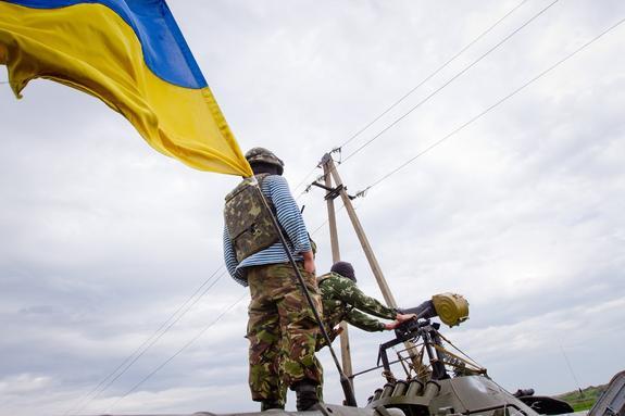 Появилось видео с последствиями минометного удара ВСУ по прифронтовому городу ЛНР