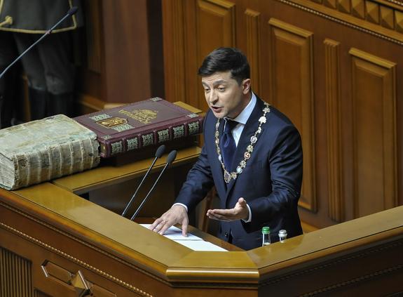 На Украине назвали возможное условие нового Майдана при президенте Зеленском