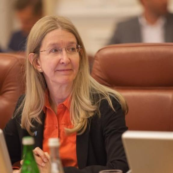 Главный медик Украины Супрун призвала ООН исключить Россию из Совбеза ООН