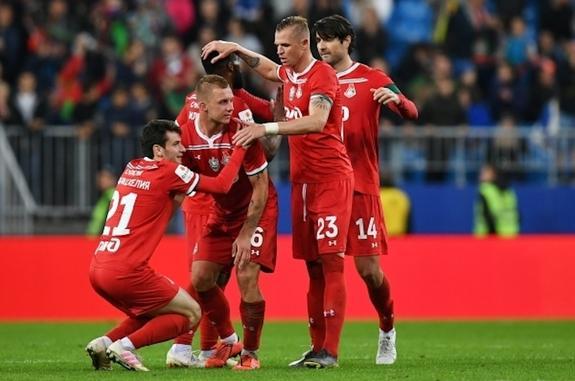 Кубок России 2018-19 г. завоевал «Локомотив», обыграв «Урал» 1:0