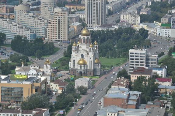 В РПЦ оценили ситуацию со строительством храма в Екатеринбурге