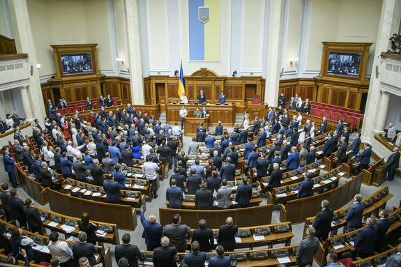 В Верховной Раде обозначили необходимое условие прекращения войны в Донбассе